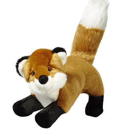 Fluff & Tuff Fluff & Tuff Hendrix Fox Dog Plush Toy 12""