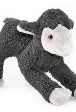 """Fluff & Tuff Fluff & Tuff Mary Lamb Dog Plush Toy 9"""""""