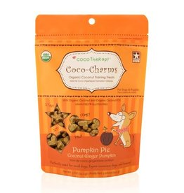 CocoTherapy CocoTherapy CocoCharms Pumpkin Pie Dog Treats 5oz