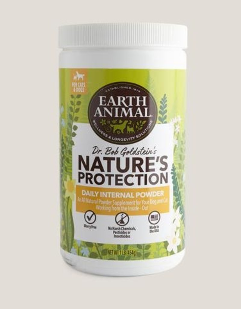 Earth Animal Earth Animal Original Flea & Tick Internal Powder 1lb