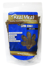 Real Meat Real Meat Lamb Jerky Strips Dog Treats 8oz