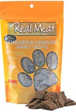Real Meat Real Meat Chicken and Venison Jerky Dog Treats