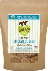 Snicky Snaks SNICKY SNAKS Organic Chicken Sliders Dog Treats 5.5oz