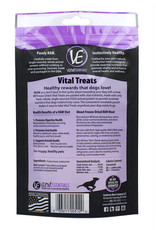 Vital Essentials Vital Essentials Freeze Dried Turkey Giblets Dog Treats 2oz