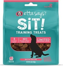 Etta Says Etta Says! Bacon Dog Training Treats 6oz