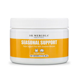 Mercola Dr. Mercola Seasonal Support Dog and Cat 3.17oz