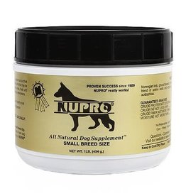 Nupro NUPRO Gold Natural Dog Supplement Small Breed 1#