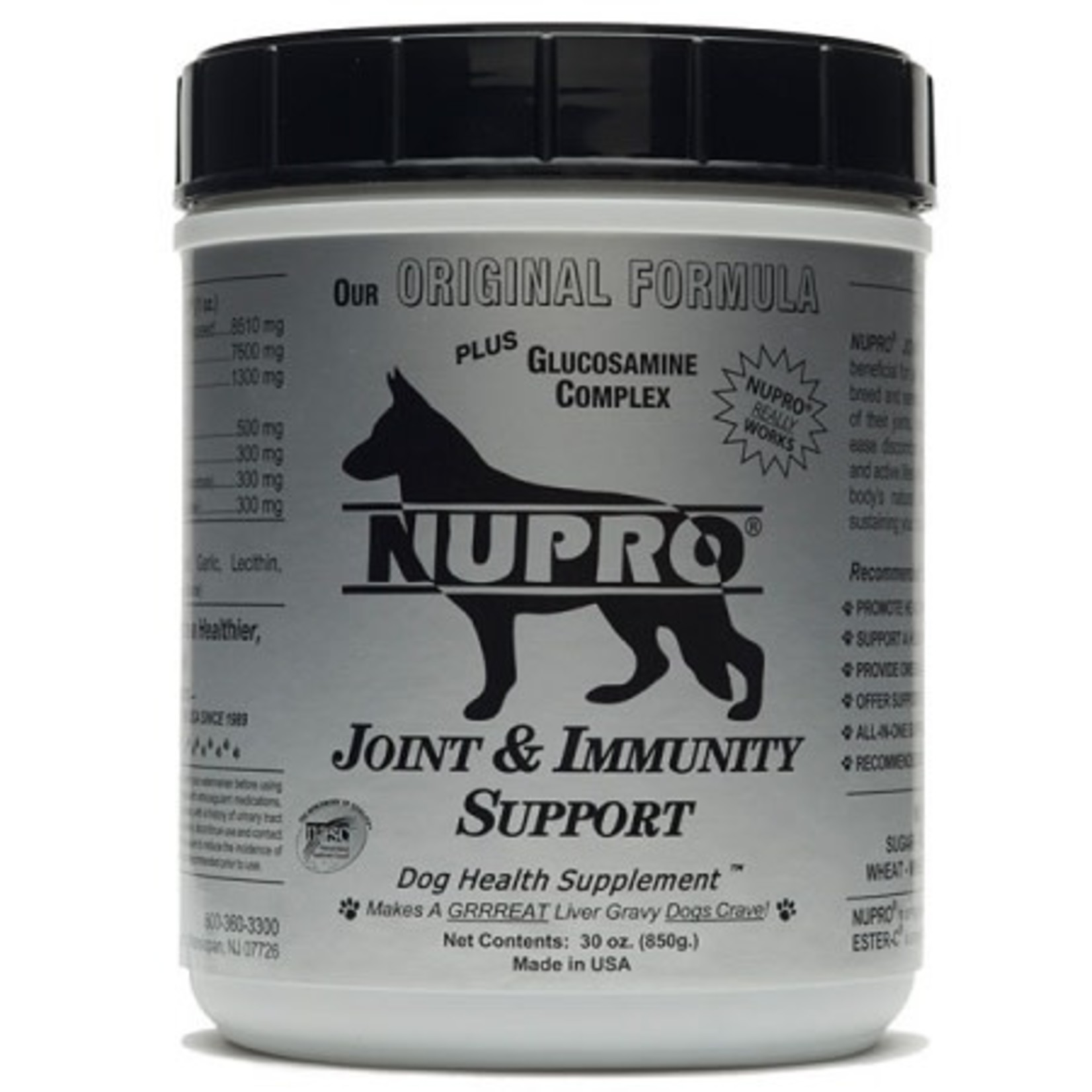 Nupro NUPRO Joint & Immunity Support Silver Dog Supplement