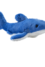"Fluff & Tuff Fluff & Tuff Baby Bruce Shark Dog Plush Toy 8"""