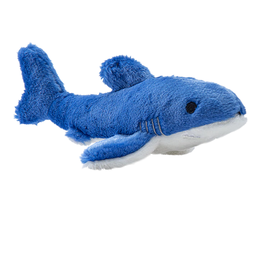 Fluff & Tuff Fluff & Tuff Baby Bruce Shark Dog Plush Toy 8""