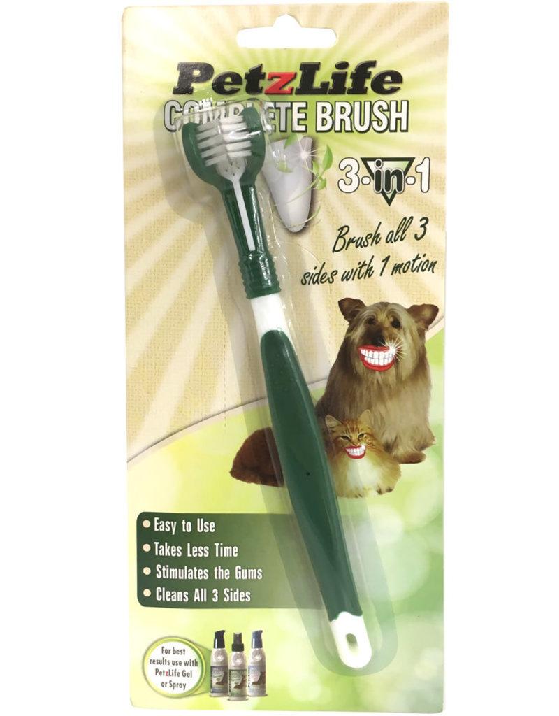 Petzlife PETZLIFE 3-in-1 Toothbrush
