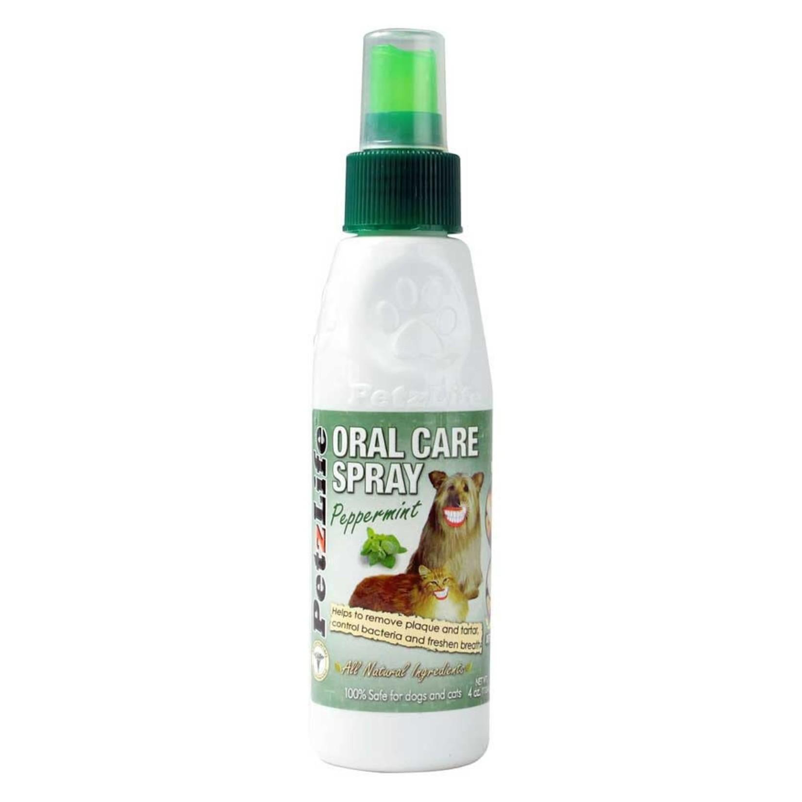 Petzlife PETZLIFE Oral Care Spray Peppermint