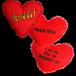 Yeowww YEOWWW Catnip Heart Attack Happy Cat Toy
