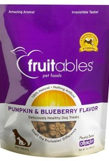 Fruitables Fruitables Pumpkin and Blueberry Dog Treats 7oz