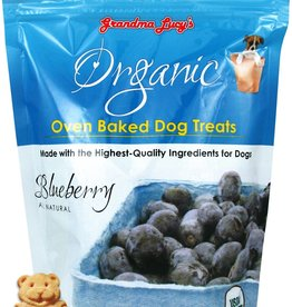 Grandma Lucy's Grandma Lucy's Organic Blueberry Dog Treats 14oz