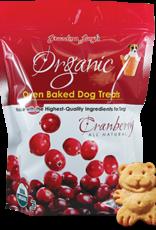 Grandma Lucy's Grandma Lucy's Organic Cranberry Dog Treats 14oz