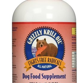 Grizzly Grizzly Krill Oil
