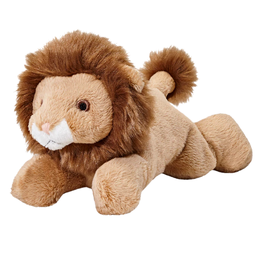 Fluff & Tuff Fluff & Tuff Leo The Lion Dog Plush Toy 7""
