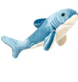 Fluff & Tuff Fluff & Tuff Tank the Shark Dog Plush Toy 12""
