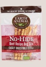 Earth Animal Earth Animal No-Hide Beef Stix Chews 10pk