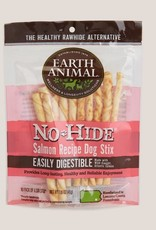 Earth Animal Earth Animal No-Hide Salmon Stix Chews 10pk