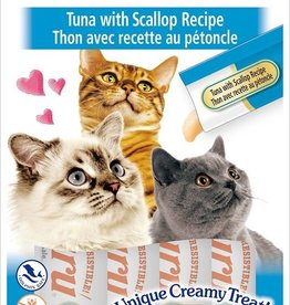 Ciao Ciao Churu Tuna & Scallop Cat Puree Treats 2oz