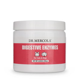 Mercola Dr. Mercola Digestive Enzymes Dogs and Cats