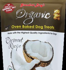 Grandma Lucy's Grandma Lucy's Organic Baked Coconut Dog Treats 14oz