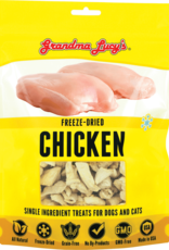 Grandma Lucy's Grandma Lucy's Freeze Dried Chicken Treats 4oz
