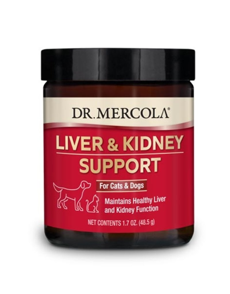 Mercola MERCOLA Liver & Kidney Support Dogs and Cats 1.37oz