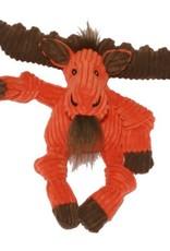 Hugglehounds HH Knotties Moose Toy Dog Sm