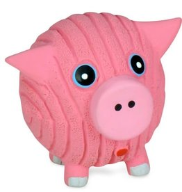Hugglehounds HH Ruff-Tex Hamlet the Pig Toy Dog Sm