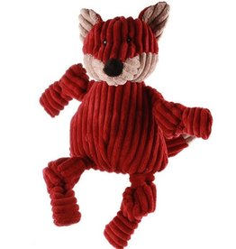 Hugglehounds HH Knotties Fox Toy Dog Wee