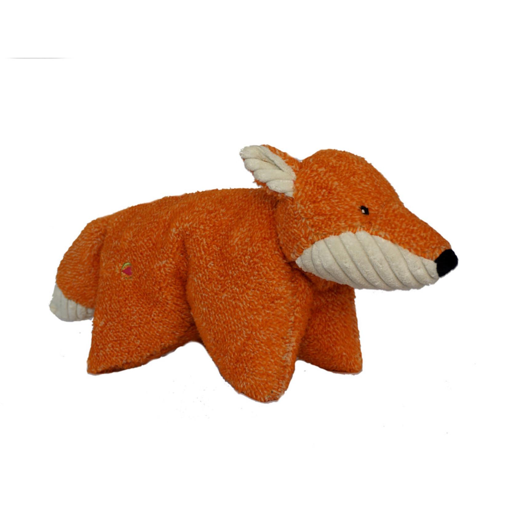 Hugglehounds HH Knotless Squooshie Fox Toy Dog