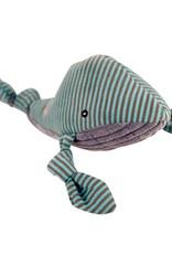 Hugglehounds Hugglehounds Whale Knottie Dog Toy Large