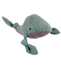 Hugglehounds Hugglehounds Whale Knottie Dog Toy Large