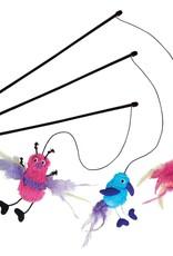 Kong KONG Feather Teaser Catnip Toy Cat