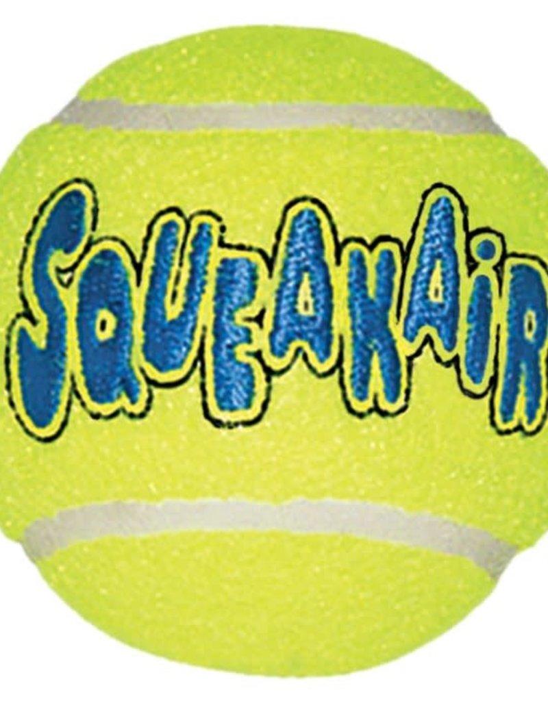 Kong KONG Squeak Air Tennis Balls Med 3pk