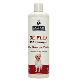 Natural Chemistry NATCHEM DeFlea Shampoo 16.9oz Dog