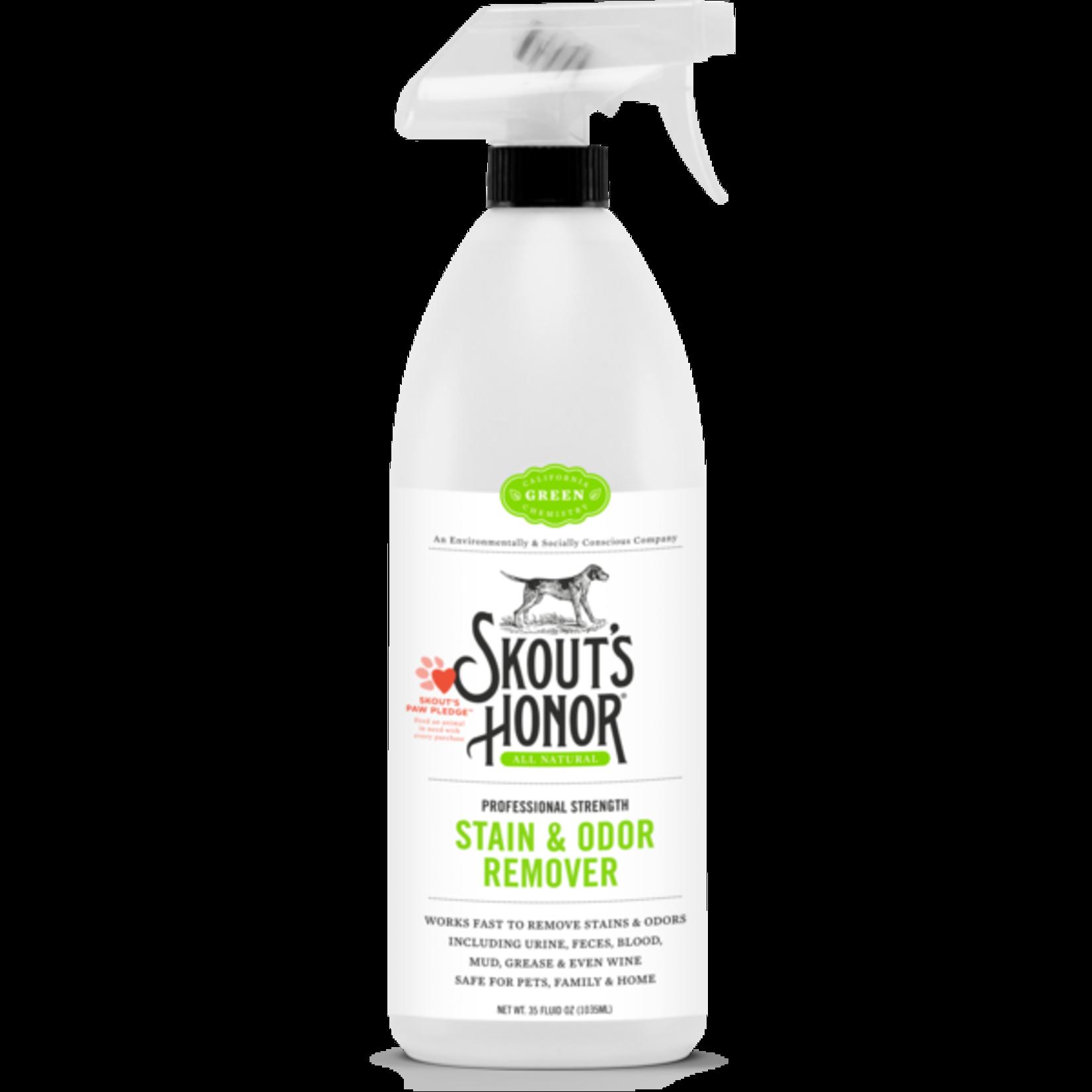 Skouts Honor SKOUTS Stain & Odor Remover Green 32oz