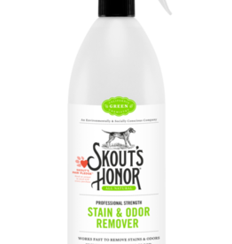 Skouts Honor SKOUTS Stain & Odor Remover Green 32oz