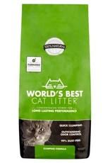 World's Best Cat Litter WB Litter Clumping Formula