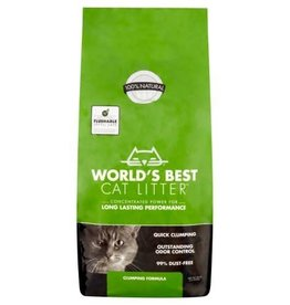 World's Best Cat Litter WB Litter Clumping Formula