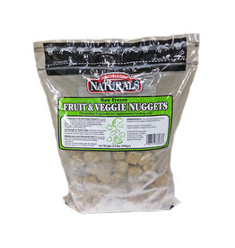 Northwest Naturals NWN Frozen Raw Nugget Fruit & Veggies Dog 2#