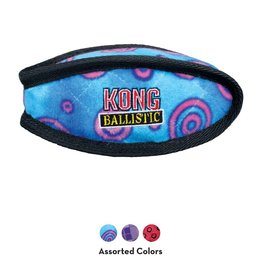 Kong KONG Ballistic Football Large Dog Toy