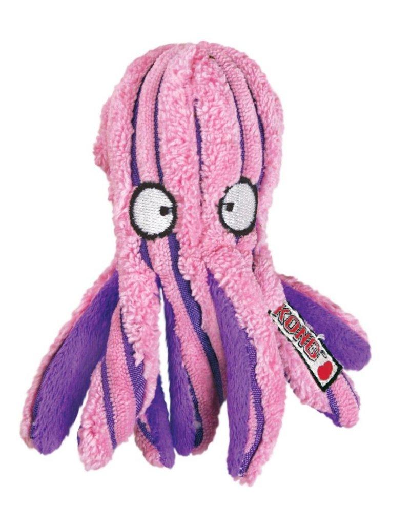 Kong KONG CuteSeas Octopus Catnip Cat Toy