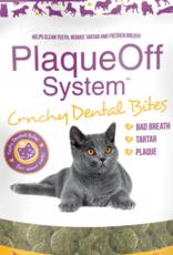 Swedencare PlaqueOff System™ Crunchy Dental Bites Cat 3oz