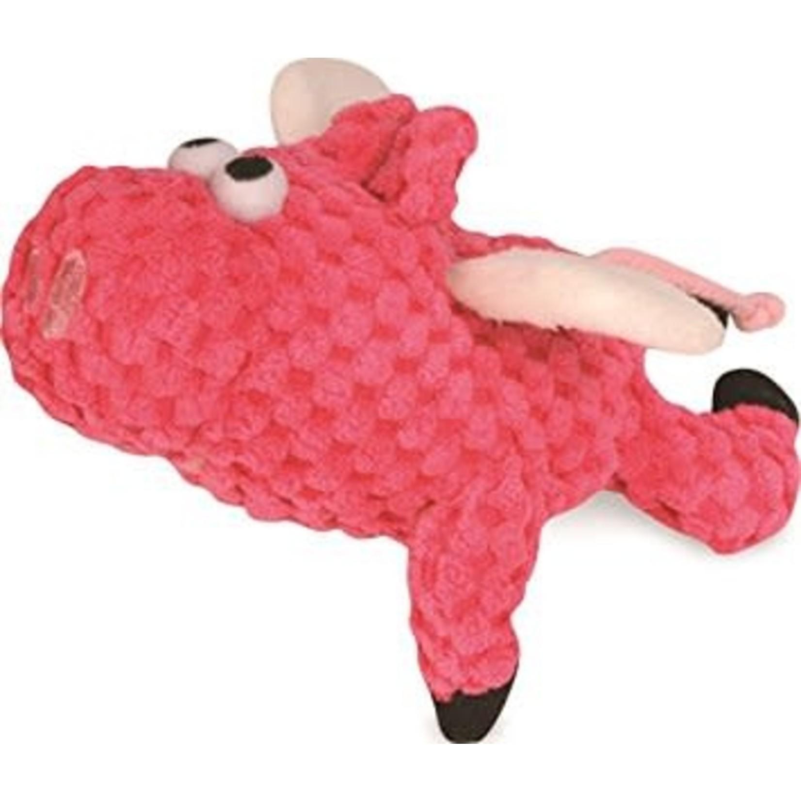 Worldwise/QPG/GoDog GoDog Just For Me Flying Pig Dog Toy