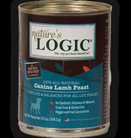 Nature's Logic Nature's Logic Canine Lamb Feast Dog Food Can 13.2oz