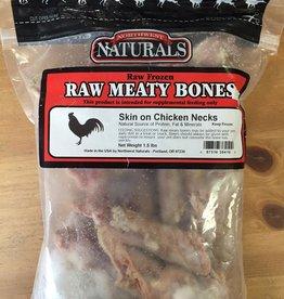 Northwest Naturals NWN Frozen Raw Bones Chicken Necks 10ct